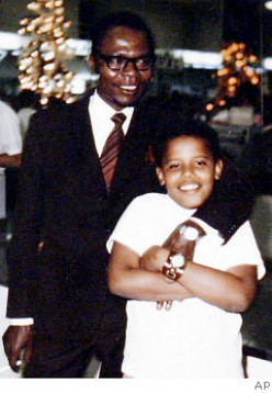 Ghost Writer: A Posthumous Message From Barack Obama Sr. to His Son