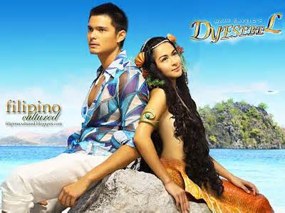 Marian as Dyesebel