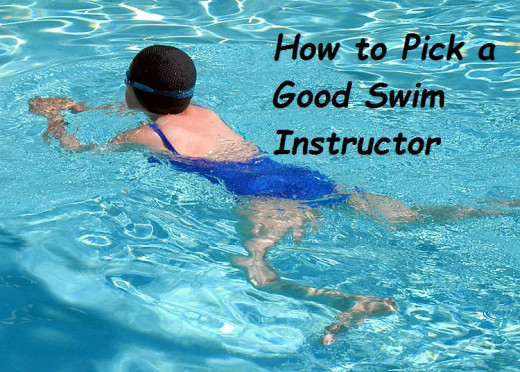Picking a swim instructor who fits your needs is important.
