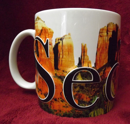 Sedona, Arizona Mug