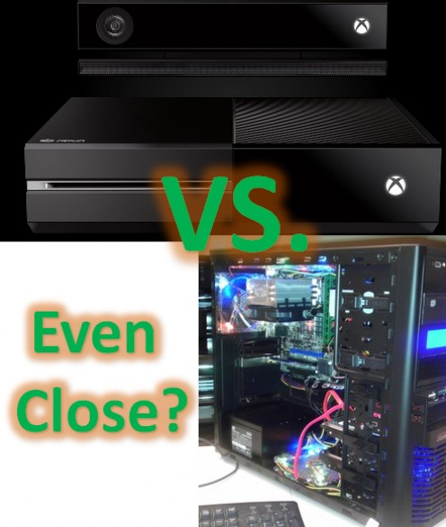 Best Budget $500 Gaming PC Build Vs Console 2017