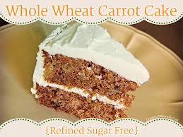 Refined sugar free!