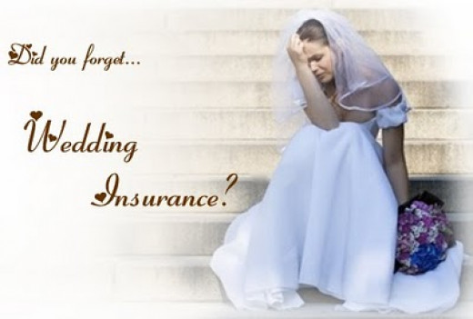 Wedding insurance (photo credit: beautifulweddingmemories.com)