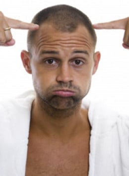 It S Easy To Hide Your Receding Hairline A Receding Hairline In Men Is