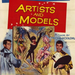 Artists And Models (1955) - Jerry, Dean and Comic Books