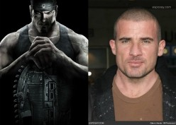 Gears of War Movie Cast
