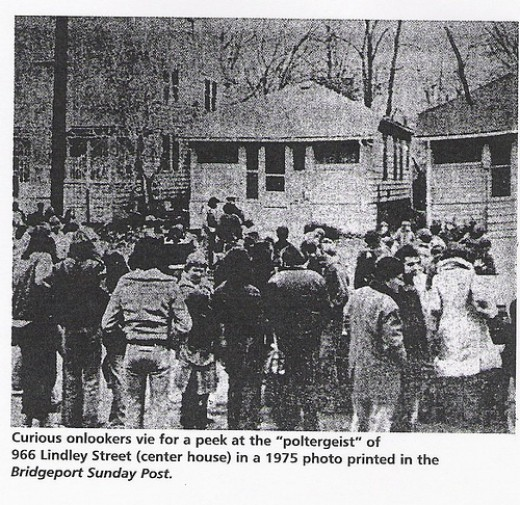 The world famous Lindley Street Poltergeist