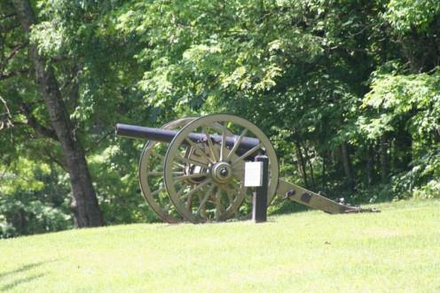 Droop Mountain Battlefield