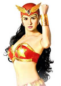 Marian as Narda or Darna