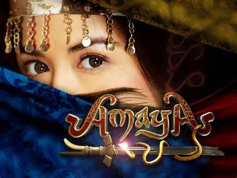 Marian as Amaya