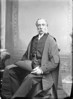 William George Allen, 1888