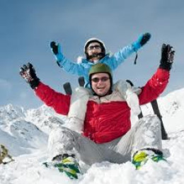 Spend Your Vacation in a Winter Sport Area