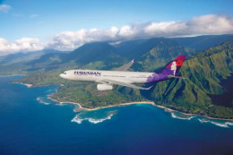 Hawaiian Airlines connects Hawai'i to more cities in North America than any other airline.