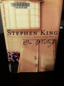 stephen king on writing a memoir of the craft epub
