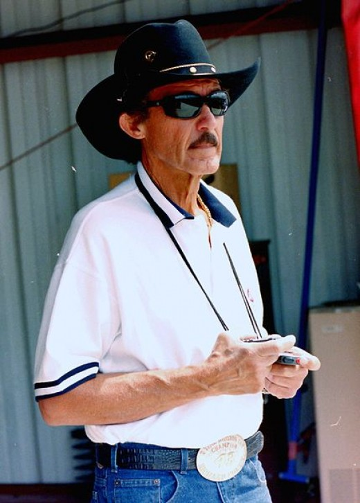 Richard Petty owns one of the most famous driving experiences.