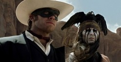 The Lone Ranger: Reviewing a New Western Movie
