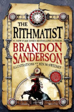 The Rithmatist, by Brandon Sanderson