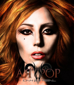 Lady Gaga Album Cover and Track Listing