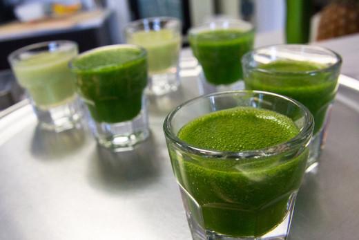 Wheatgrass Juice : Sham?