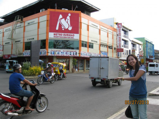 Metro Surigao