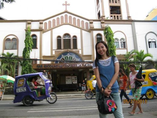 San Nicolas De Tolentino Cathedral