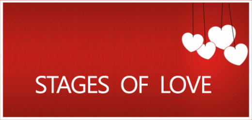 3 stages of love in a relationship