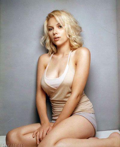 Scarlett Johansson to Play Jenna Jameson