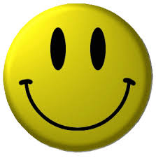 The original smiley face