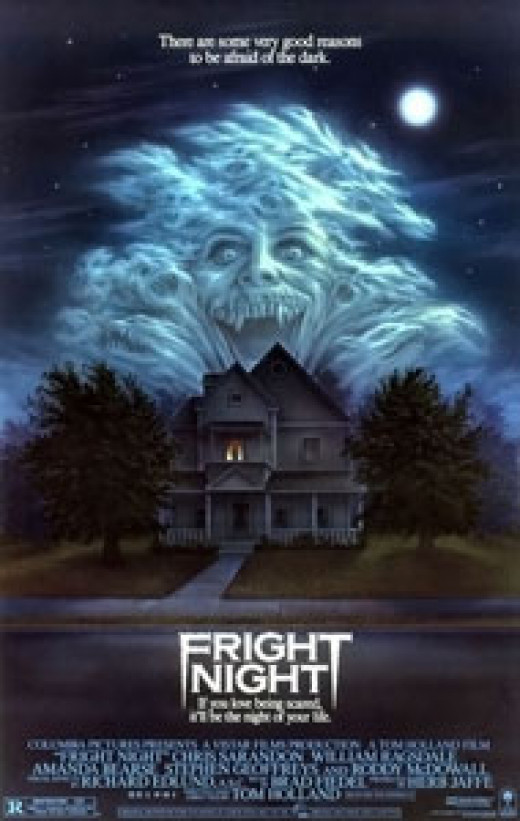 """Fright Night"" poster"