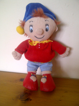 Noddy is perhaps Enid Blyton's most loved character!