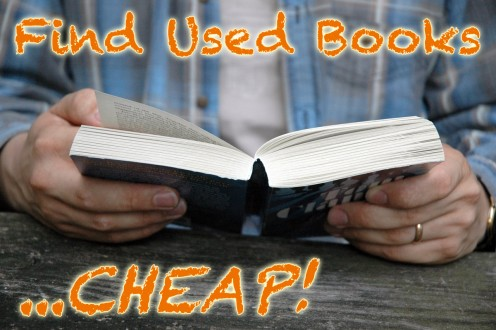 Where to Find Cheap Used Books for Sale