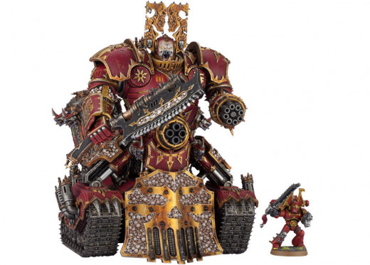 Khorne Lord of Skulls Review