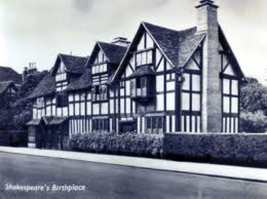 Home of Shakespeare