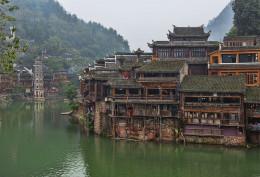 fenghuang ancient town hunan china