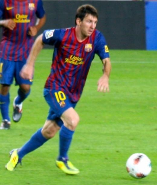 Lionel Messi!