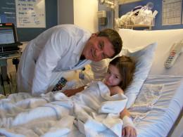 Kaelan 4 yrs,with Neurosurgeon, Dr. Jorge Lazareff, UCLA  2011