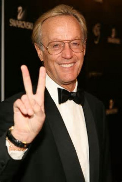 Peter Fonda: Actor, Director, Rebel and Anti-Establishment Guru