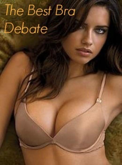The Best Bra Debate