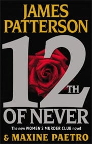 This book was just published this year, and is the most the recent novel in the series.