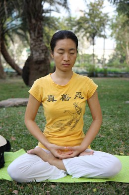 Meditation can help with your anxiety.
