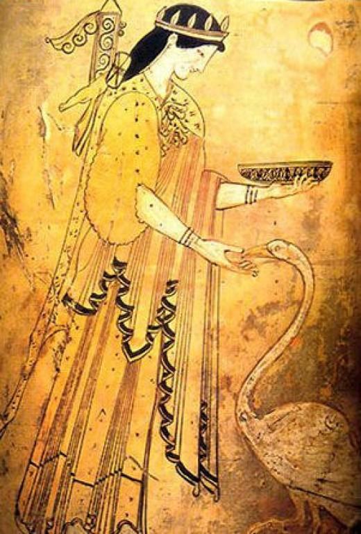 Greek goddess Artemis, State Hermitage Museum,                     St. Petersburg, Russia