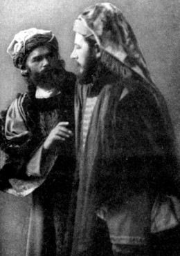 Joseph of Arimathea and St. Nicodemus, were they plotting to rescue Jesus from the crucifixion?