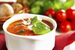 Orange and Tomato Soup