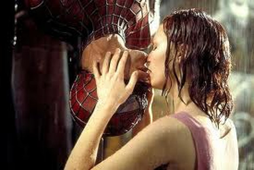 Kirsten Dunst In Spiderman