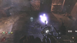 The Wisp in Buried (Mined Game Easter Egg Step) - Call of Duty, Black Ops 2, Zombies