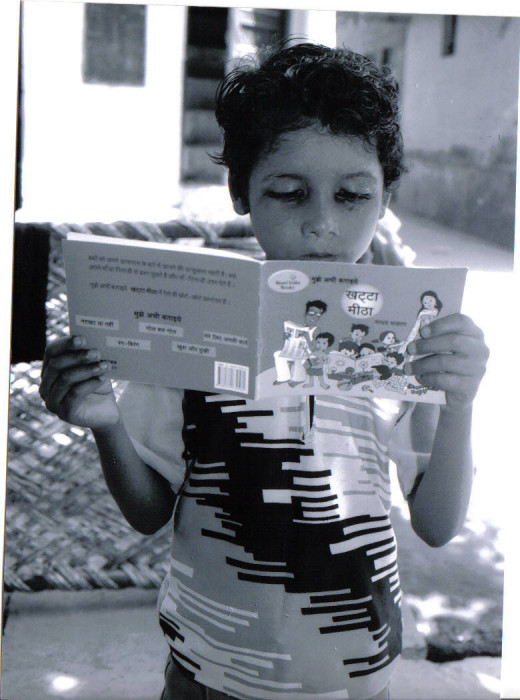 Children with autism often develop a intense interest in a particular subject.