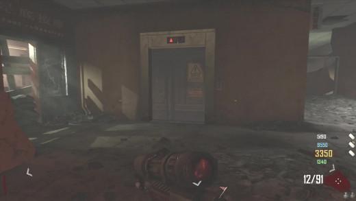 Quick Revive Elevator.