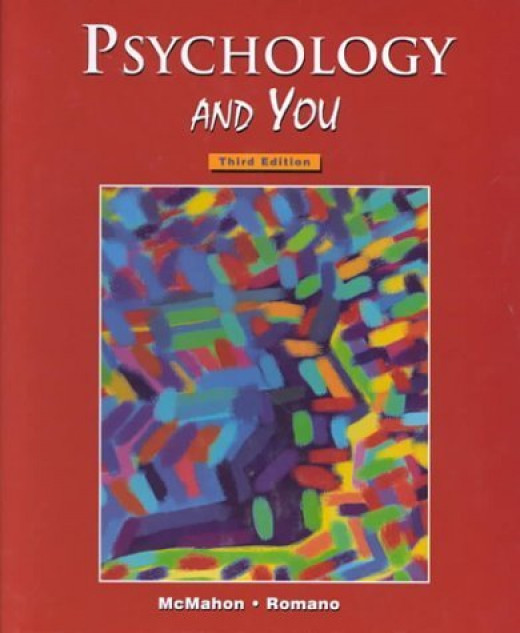 this is the psychology book i used while in High School and it was quite helpful in that time.
