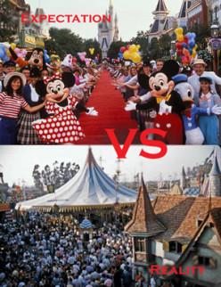 Disney vs. Real Life Essay