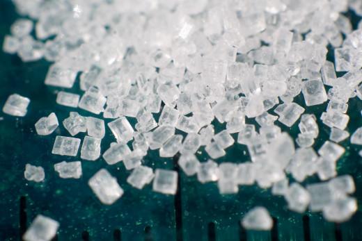 Sugar Crystals - Is Sugar and Additive Drug?